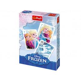 Trefl - Karty do gry Piotruś - Frozen Kraina Lodu - 08448