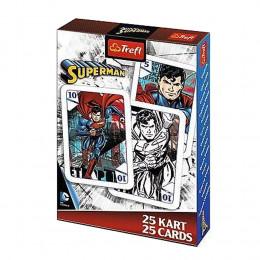 Trefl - Karty do gry Piotruś - Superman - 08469