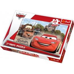 Trefl - Puzzle Maxi Auta Cars 24 el. - 14224
