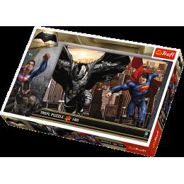 Trefl - Puzzle Batman v Superman 160 el. - 15332