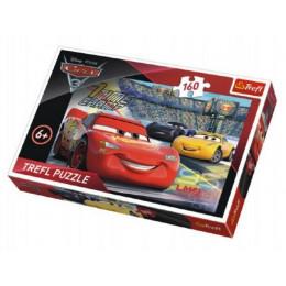 Trefl - Puzzle Auta 3 Cars 160el. - 15339