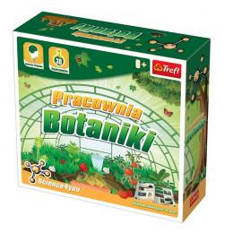 Trefl - Science4you - Pracownia botaniki - Doświadczenia dla dzieci - 60469