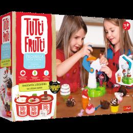 Trefl Tutti Frutti - Pachnąca ciastolina - Smakowita lodziarnia 60749