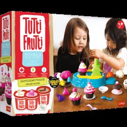 Trefl Tutti Frutti - Pachnąca ciastolina - Ciasteczkowe pychotki 60750