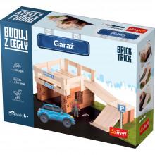 Trefl Brick Trick - Buduj z cegły - Garaż 60869