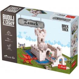 Trefl Brick Trick - Buduj z cegły - Zamek 60870