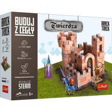 Trefl Brick Trick - Buduj z cegły - Twierdza 60871