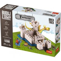 Trefl - Brick Trick - Buduj z cegły - Forteca 60877