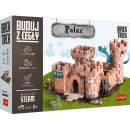Trefl - Brick Trick - Buduj z cegły - Pałac XXL 60881