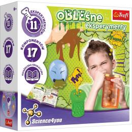 Trefl - Science4you - Obleśne eksperymenty 61044