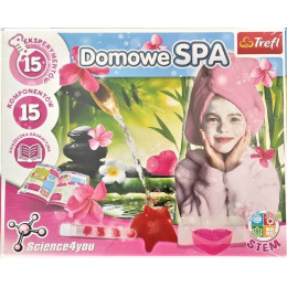 Trefl - Science4you - Domowe SPA 61100