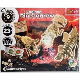 Trefl - Science4you - Zagłada dinozaurów 61101