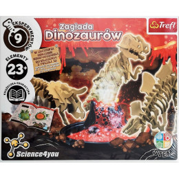 Trefl - Science4you - Zagłada dinozaurów 61101