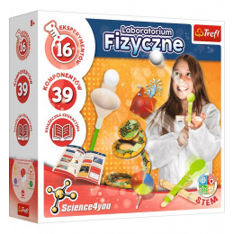 Trefl - Science4You - Nauka o fizyce 61119