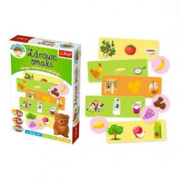 Trefl - Układanka dla dzieci - Zdrowe Smaki - 01739