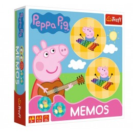 Trefl – Memos Świnka Peppa – 01893