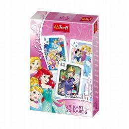 Trefl - Karty do gry Piotruś - Disney Princess - 08460