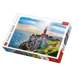Trefl - Puzzle Latarnia morska w Melagavi 1000 el. - 10436