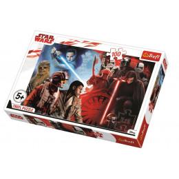 Trefl - Puzzle Star Wars Walka dobra ze złem 100 el. - 16336