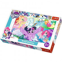 Trefl - Puzzle 100 el. - My Little Pony - 16343