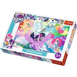 Trefl - Puzzle 100 el. - My Little Pony - 16343