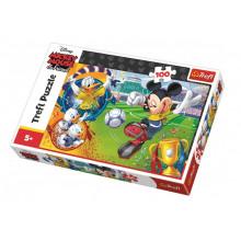 Trefl - Puzzle Myszka Miki i Kaczor Donald 100 el. - 16353