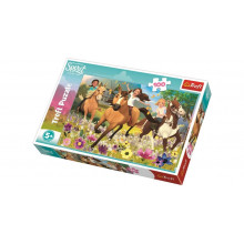 Trefl - Puzzle 100el - Podążaj za marzeniami - 16362