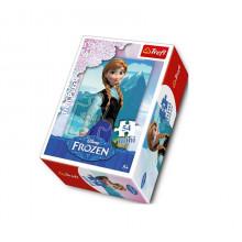 Trefl - Puzzle Mini Kraina Lodu Anna 54 el. - 19501