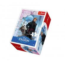 Trefl - Puzzle Mini Kraina Lodu Kristoff 54 el. - 19503