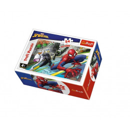 Trefl - Puzzle Mini Spiderman 54el. - 19605