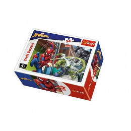 Trefl - Puzzle Mini Spiderman 54el. - 19608