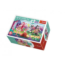 Trefl - Puzzle Mini Enchantimals 54 el. - 19619