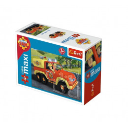 Trefl - Puzzle Mini Maxi Strażak Sam 20 el. - 21005