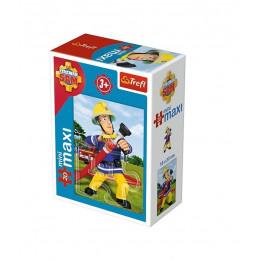 Trefl - Puzzle Mini Maxi Strażak Sam 20 el. - 21007