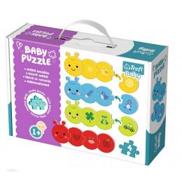 Trefl - Puzzle Baby Classic - Sorter kolorów - 36079