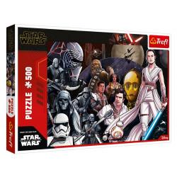 Trefl - Puzzle 500 el. - Star Wars – Niech żyje Rebelia! – 37375
