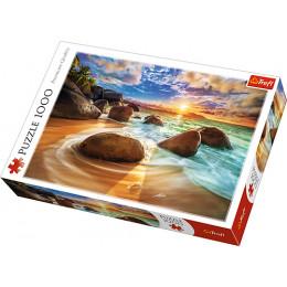 Trefl 10461 Puzzle 1000el Plaża Samudra