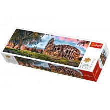 Trefl 29030 Puzzle Panorama 1000el Koloseum o poranku