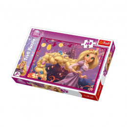 Trefl - Puzzle 160el. - Warkocz Roszpunki - 15194