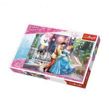 Trefl - Puzzle 200el. - Disney Princess - Kopciuszek Taniec - 13224