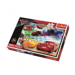 Trefl - Puzzle 200el. - Cars - Droga do zwycięstwa - 13232