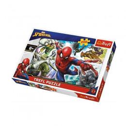 Trefl - Puzzle 200el. - Spiderman - Urodzony Bohater - 13235