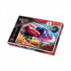 Trefl - Puzzle Maxi 24el. - Cars - 14264