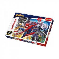 Trefl - Puzzle Maxi 24el. - Nieustraszony Spiderman - 14289