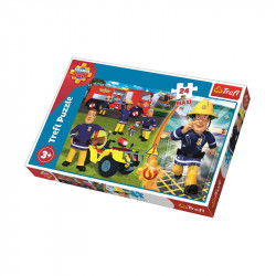 Trefl - Puzzle Maxi 24el. - Strażak Sam - 14290