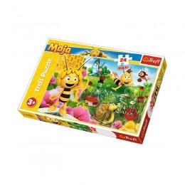 Trefl - Puzzle Maxi 24el. - Pszczółka Maja - 14297