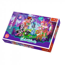 Trefl - Puzzle 30el. - Enchantimals - 18236