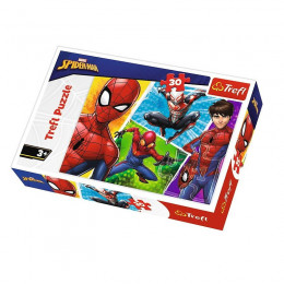 Trefl - Puzzle 30el. - Spiderman - 18242