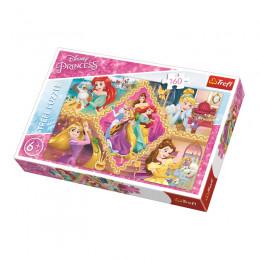 Trefl - Puzzle 160 el. - Disney Princess - 15358