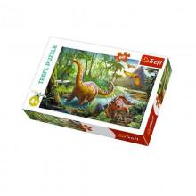 Trefl - Puzzle 60el. - Dinozaury - 17319
